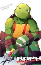 Sangre,Sudor y Gloria-Leo,Don,Mikey x Raphael-TMNT YAOI/BOY'S LOVE- by Animeworldz