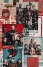 Imagines Marvel [COMMANDES EN PAUSE] by JeSuisUnAgrume