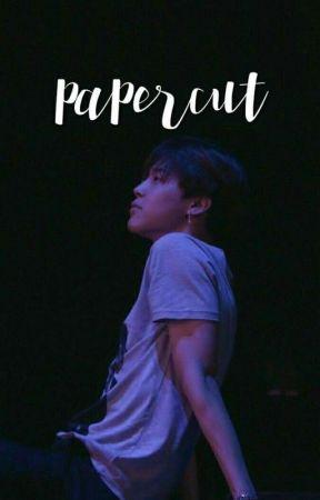 papercut | p.jm ✧ by FangirlAri
