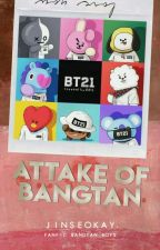 ❝ Attake Of Bangtan + втѕ ❞ by jinseokay
