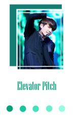 Elevator Pitch 🔹KookV by xDreamsxInfinityx