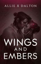 Wings and Embers ACOMAF Exclusive by alliexdalton