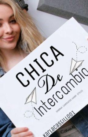 CHICA DE INTERCAMBIO  by karlacastillo01