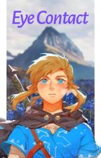 Eye Contact (BOTW Link x Reader) •Hiatus•  by NebulaCoffee