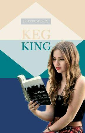 KEG KING • billy hargrove  by MotherOfCacti