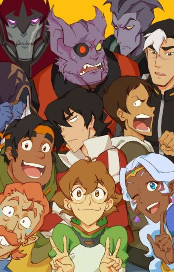 Voltron x Child! Reader Oneshots! - Flames Of Emotion - Wattpad