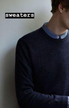 sweaters   lee minho by ramenjunhao