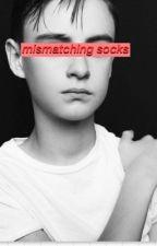 mismatching socks ; jyatt by tantrxm