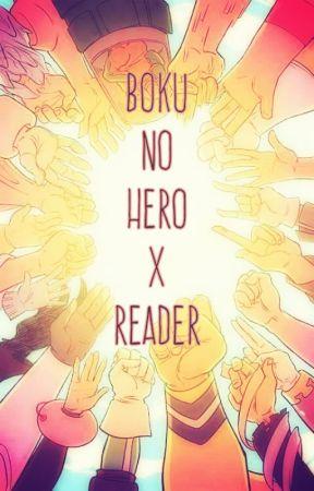 ๑ BNHA X Reader ! ๑ by CandasR