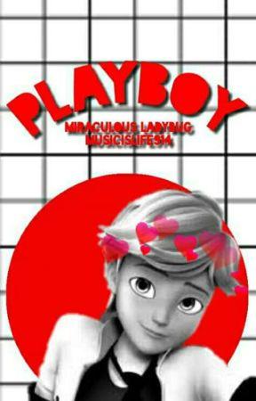 Playboy // Miraculous Ladybug by MusicIsLife914