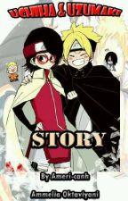 Uchiha And Uzumaki Story. by ameri-Cahn