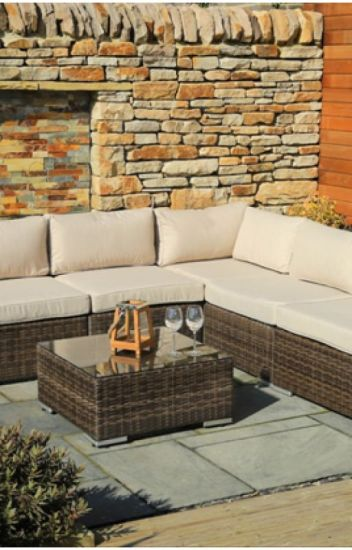 Beau How To Make A Statement With Rattan Furniture