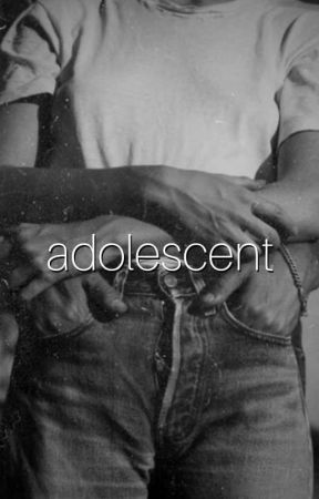 adolescent by Ink-ling