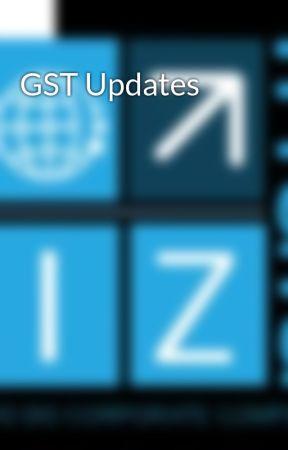 GST Updates by dobizindia