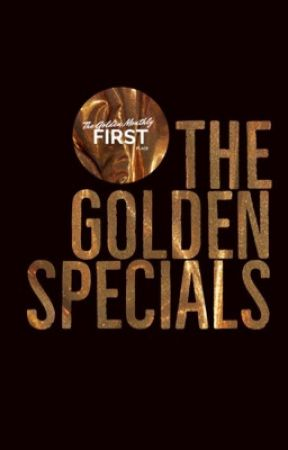 The Golden Specials by TheGoldenAwards2k17