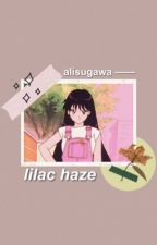 lilac haze ; terushima yuuji by Alisugawa