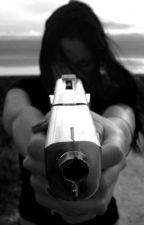 the bodyguard •girlxgirl• by Evillly1