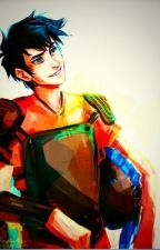 Percy Jackson: Son of Chaos and Guardian of the Hunt by Valkyxrie