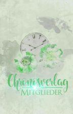 Chronosverlag: Mitgliederverzeichnis by Chronosverlag