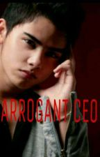 ARROGANT CEO by widiastriani