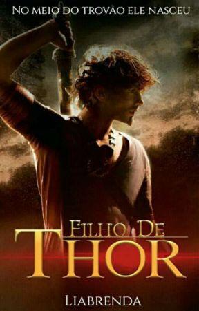 Filho de Thor by LiaBrenda