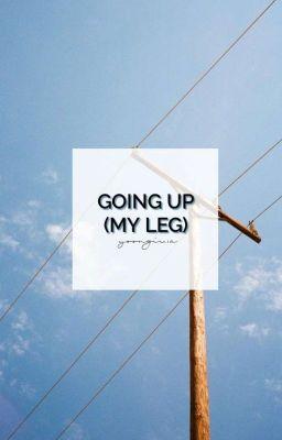 [KookMin][Daddy!kink] Going Up (My Leg)