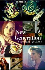 New Generation. (Scorpius & Rose) [ΟΛΟΚΛΗΡΩΜΕΝΗ]  by _EltaninMalfoy_