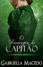 O Reencontro do Capitão (DEGUSTAÇÃO) by GStangherllin