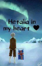 Hetalia in my heart ♥ by -BokuAustria