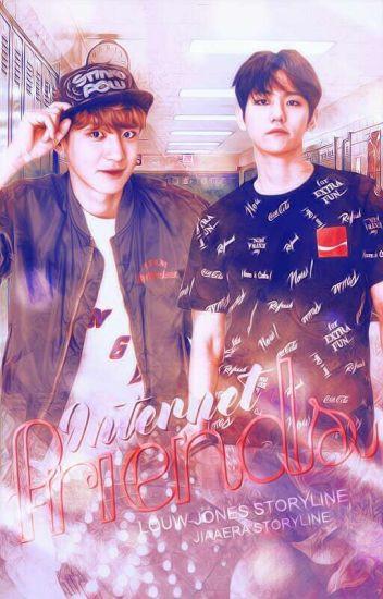 Internet friends ( Chanbaek / Baekyeol ) COMPLETED