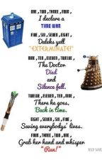 Hari Potter and The Doctor by JadePotter26