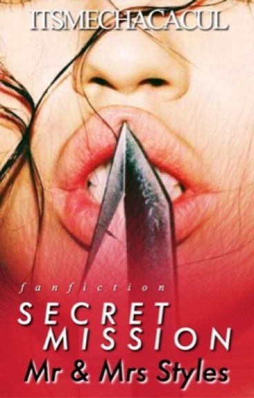 Secret Mission Mr & Mrs Styles