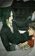 Somnoliento Snape by abisai27