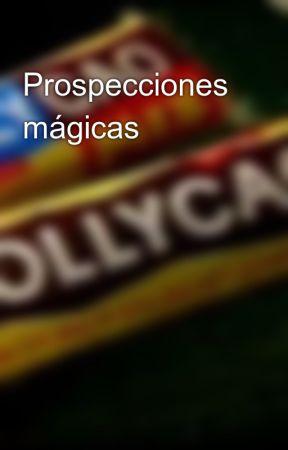 Prospecciones mágicas by elpepitochico