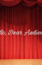 Hello, Dear Audience || Diary of John || A Lams Fanfic by SmolJohnL