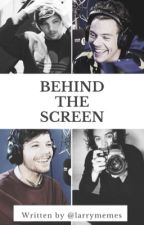 Behind The Screen «Larry» by mentalhelpservices