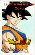 La otra versión de Goku ... by Jade2828