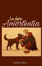 Los Olores De La Amortentia (Wolfstar)  by DanielaForeverYou