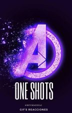 Marvel||One shots|| by heyimaginas
