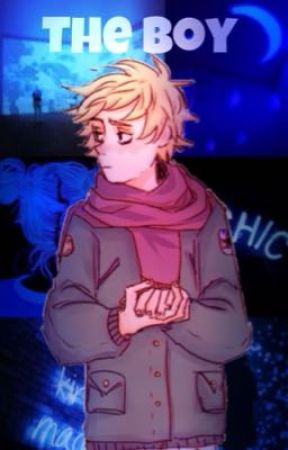 The boy{creek fanfic} by _tweektucker_