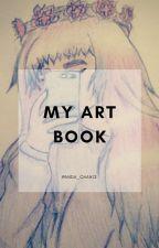 My Art Book~ by Panda_chan12