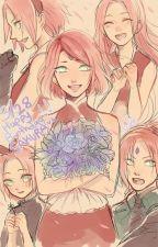 Sakura Haruno La Jinchuriki de 10 Colas by Michii44
