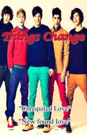 Things Change by hot1direction