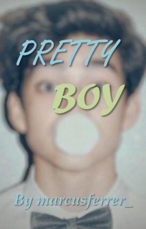 Pretty Boy by marcusferrer_