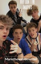 Why don't we ~smut/ imagines by Zonahseavery