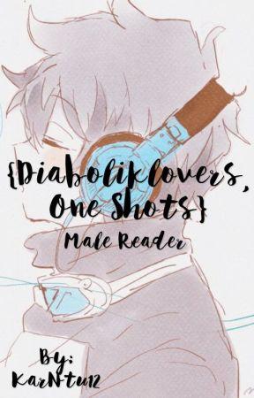 Diaboliklovers Oneshots| Male reader} - {Reiji x Vampire