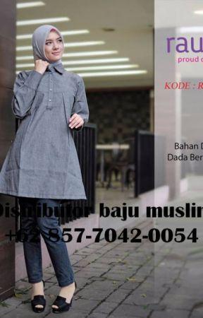 Wa 62 857 7042 0054 Baju Muslim Modern 2018 Dian Pelangi Wa 62