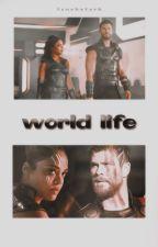 world life ▸ THOR X VALKYRIE by tonehstark