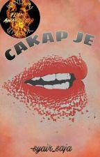 CAKAP JE by syair_saja