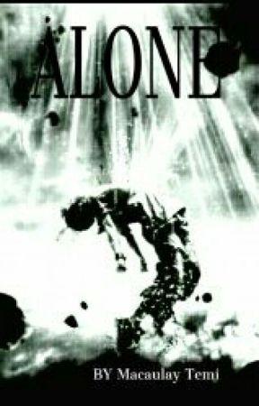 ALONE by illuminux